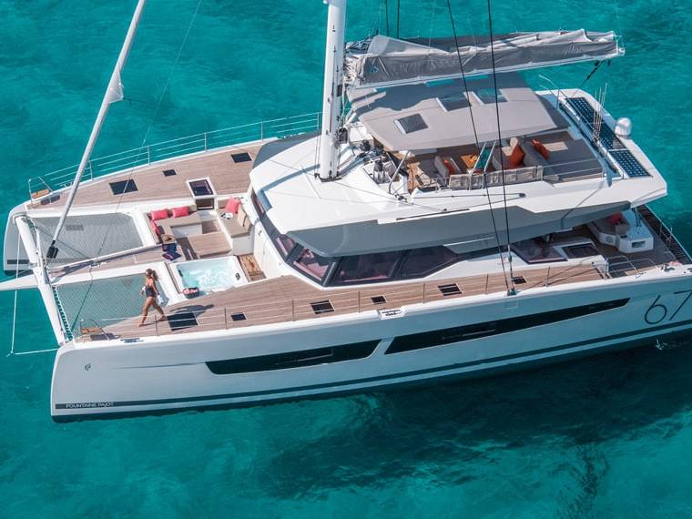Fountaine Pajot Alegria 67 Catamarano a vela