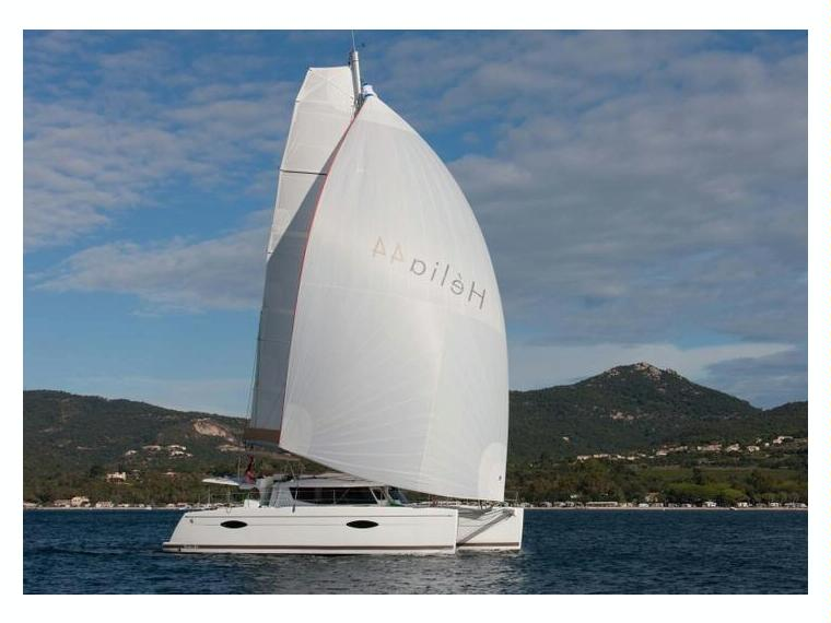 Fountaine Pajot Hélia 44 Catamarano a vela