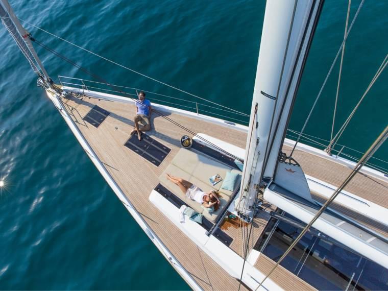 Hanse 675 Yacht a vela