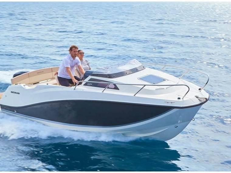 Quicksilver Activ 555 Cabin Imbarcazione cabinata
