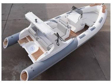 Shark-Boat 69