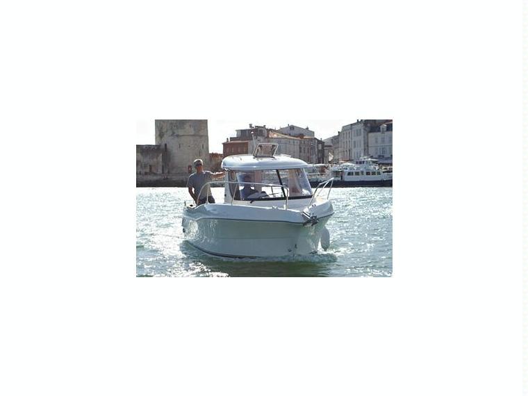 Quicksilver Captur 215 Arvor Barca da pesca/day fishing