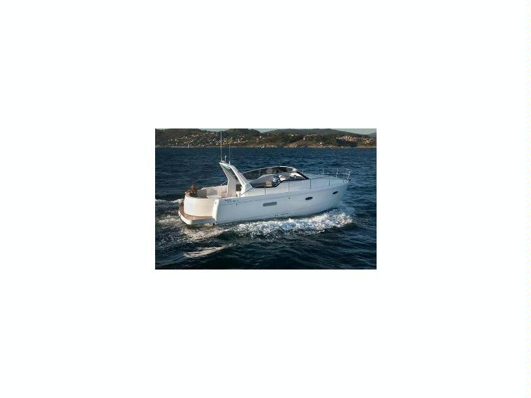 Rodman Spirit 31 Open Inboard Version Lancia