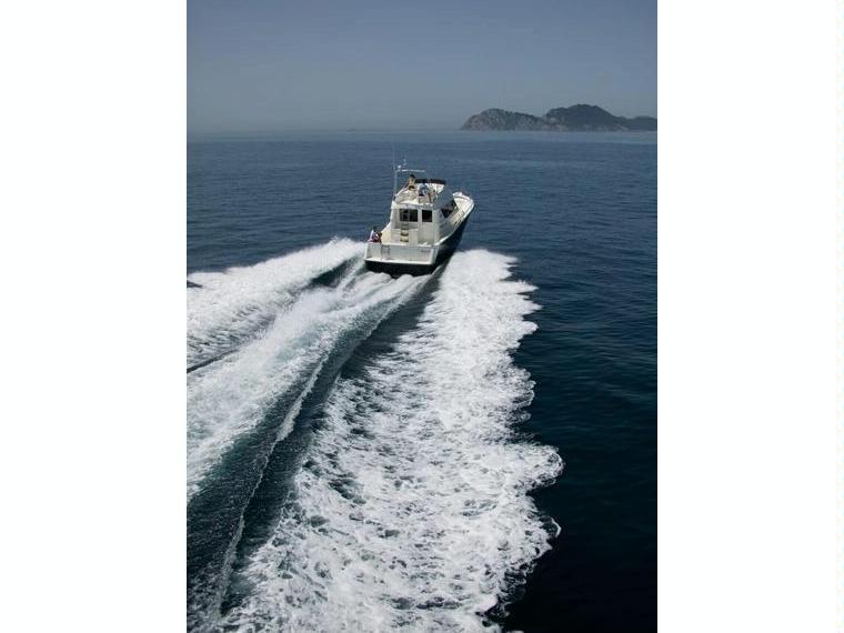 Rodman 1250 Fisher&Cruiser Barca da pesca/day fishing
