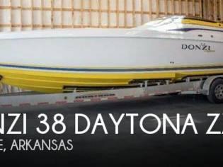 Donzi 38 Daytona ZX