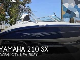 Yamaha 210 SX