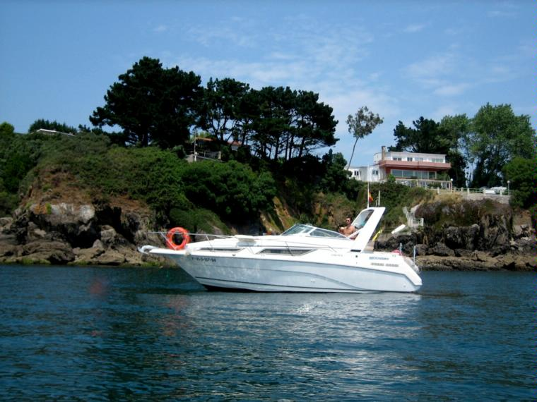 Cruiser rogue 2670 in rcn a coru a barche a motore usate for 2670 5