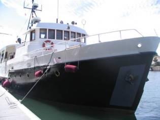Trawler vedette