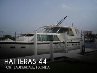 Hatteras 44