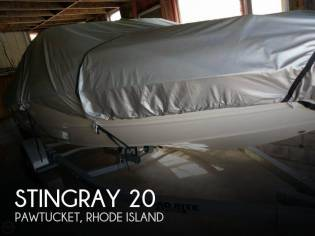 Stingray 195 CS