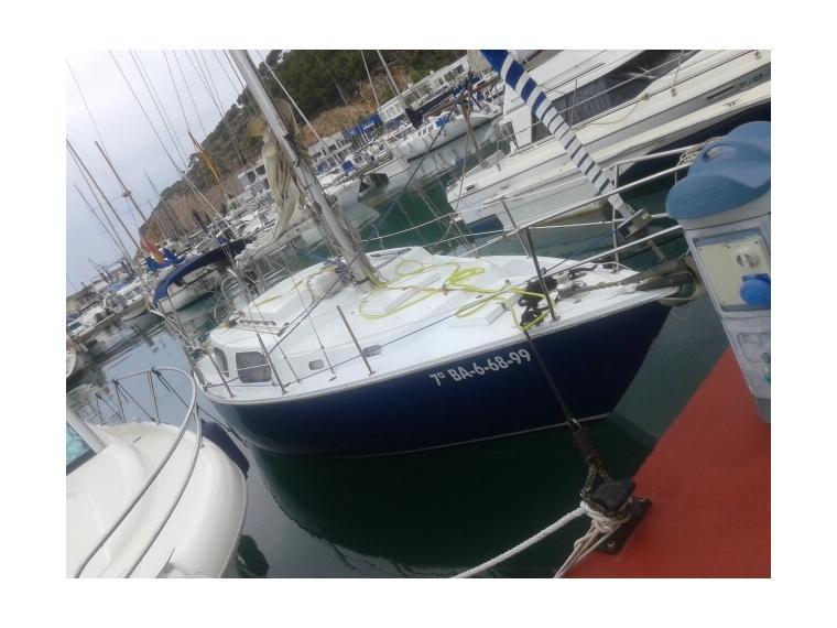 Tornado 31 in sant carles marina barche a vela usate for Barca tornado 50