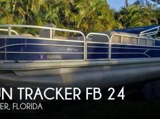 Sun Tracker FB 24