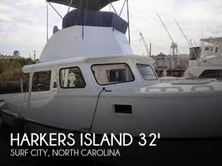 Harkers Island 32 Cruiser Core Sounder