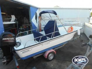 BOSTON WHALER 170 MONTAUK FY45359