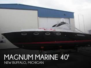 Magnum Marine Custom 38