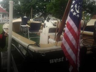 Custom Built 20 Skiff