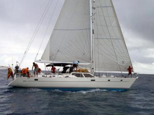 Oyster 55 Sloop