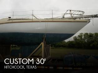 30' Custom made by owner
