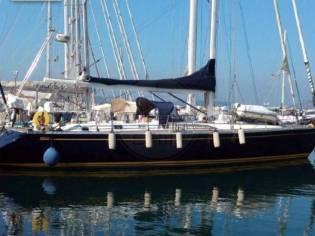 Custom Nauta Yacht Cnb Nauta 54