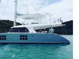 Sunreef Yachts Sailing 60 Loft