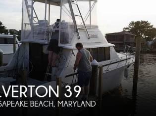 Silverton 39