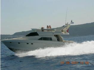 Ferretti Yachts 45