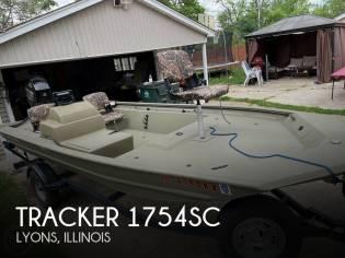 Tracker 1754SC
