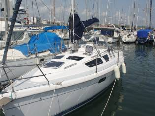 Hunter Marine 320