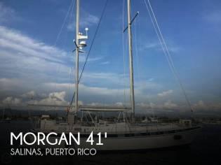 Morgan 41 Out Island