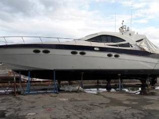 Deep V Motor Yacht 16m