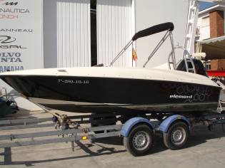 Bayliner 160 Element Sport