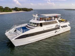 Custom Pacific Quest Charter