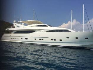 Ferretti Yachts 112 Custom Line