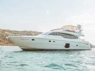 Ferretti Yachts 630