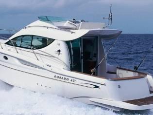 Sessa Marine Dorado 32