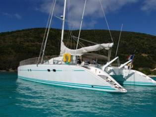 Lagoon 57 Charter version