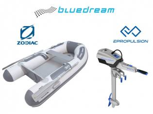 Zodiac Cadet 230 Aero + ePropulsion Spirit 1.0