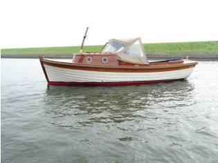 Bootsman 850 Cabin Sloep