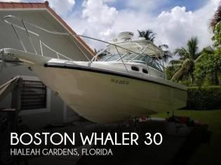 Boston Whaler Conquest 28