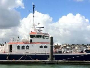 Crew Boat (Multi-Purpose usage)