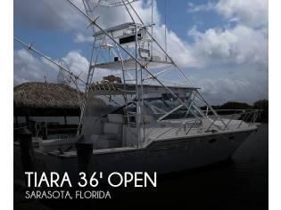 Tiara 36 Open