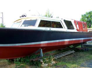 Motorboot KB12 A