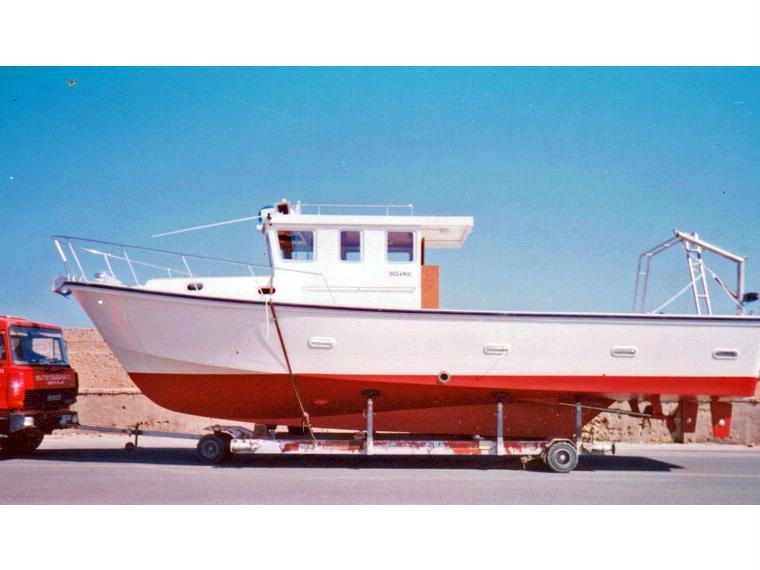 Imbarcazioni da pesca in vtr in sardegna barche a motore for Barca a vapore per barche da pesca