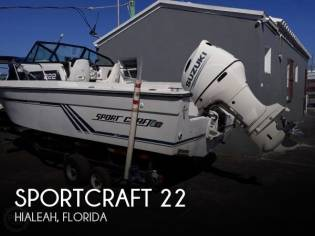 Sportcraft Fishmaster 222