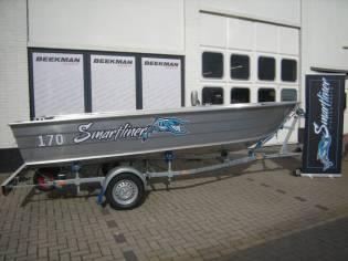 Smartliner 170 Aluminium Classic