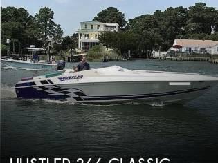 Hustler 266 Classic