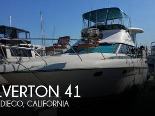 Silverton 41