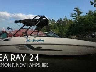Sea Ray 240 SD
