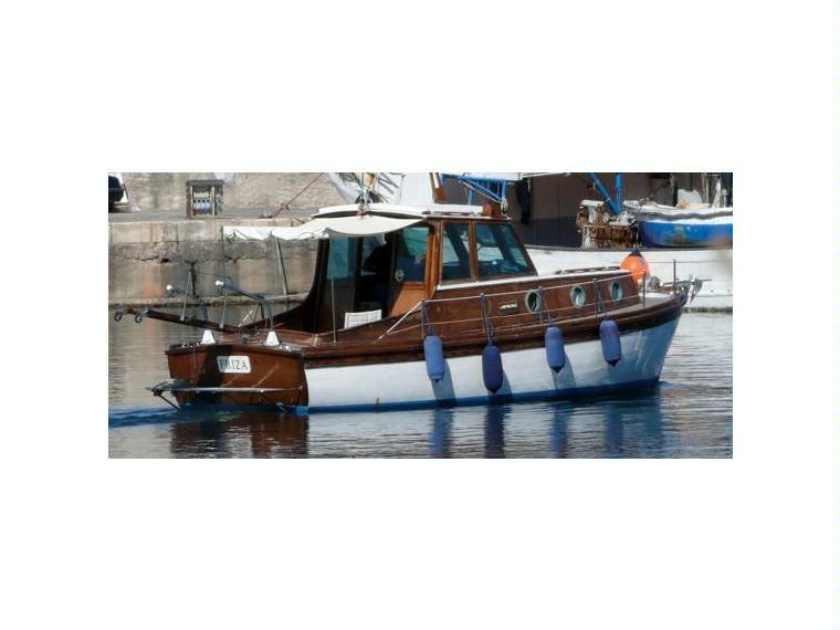 Pilotina in sicilia barche a motore usate 66494 inautia for Barche al largo con cabine