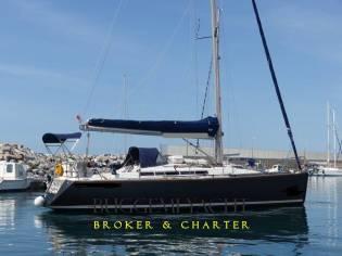 AD Boats Salona 37 Fast Cruiser